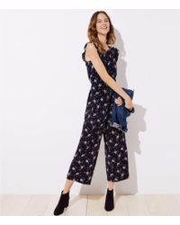 e8a4271221c0 Lyst - ASOS Drawstring Jersey Jumpsuit With Metal Poppers And Zips ...