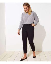 LOFT - Plus Skinny Ankle Pants In Marisa Fit - Lyst