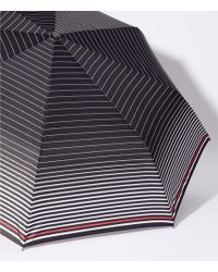 LOFT - Ombre Striped Umbrella - Lyst
