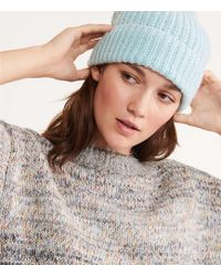 LOFT - Lou & Grey Cozystitch Hat - Lyst