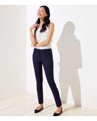 LOFT - Skinny Ankle Pants - Lyst