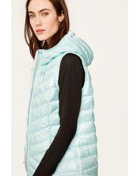 Lolë - Rose Packable Vest - Lyst