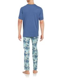Tommy Bahama - Palm Island Pyjama 2-piece Set - Lyst