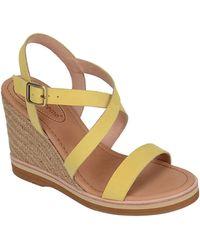 Corso Como - Gladis Espadrille Wedge Sandals - Lyst