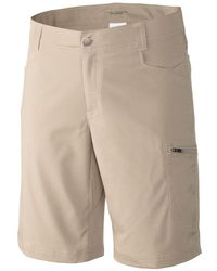 Columbia - Ridge Stretch Shorts - Lyst