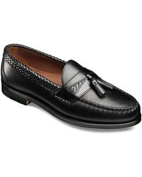 Allen Edmonds - Maxfield Leather Loafers - Lyst