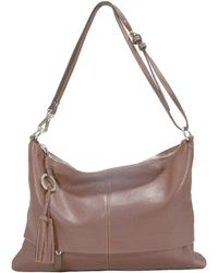 Sanctuary - Tasselled Leather Crossbody Bag - Lyst