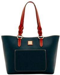 Dooney & Bourke - Tammy Leather Tote - Lyst