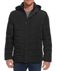 Weatherproof - Hooded Puffer Jacket - Lyst