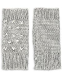 Lord & Taylor - Faux Pearl-embellished Arm Warmer - Lyst