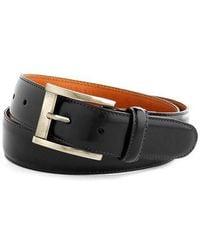 Bosca - Leather Belt - Lyst