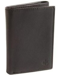Lauren by Ralph Lauren - Leather Trifold Wallet - Lyst