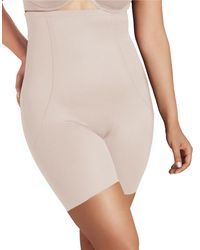 Miraclesuit - Plus-size High-waist Thigh Slimmer - Lyst