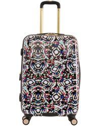 Aimee Kestenberg - ?malibu Printed Upright Hardshell Spinner Carry-on Suitcase - 27.5 In. - Lyst