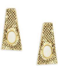 House of Harlow 1960 - Tanta Stud Earrings - Lyst
