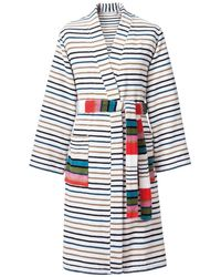 Sonia Rykiel | Combed Cotton Belted Bath Robe | Lyst