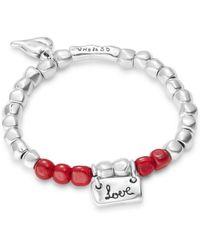 Ruby Rd. - Love Me Sweet Charm Stretch Bracelet - Lyst