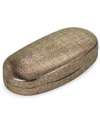 Corinne Mccormack - Sparkle Clam Shell Glasses Case - Lyst