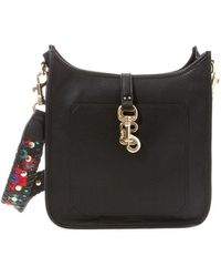 Steve Madden - Embroidered-strap Messenger Bag - Lyst