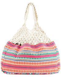 Circus by Sam Edelman - Woven Gentry Tote - Lyst