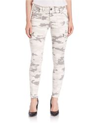 Tinsel - Camo Sky Jeans - Lyst