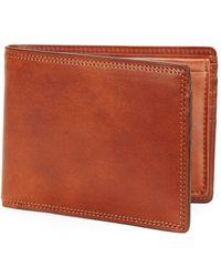 Bosca - Leather Wallet - Lyst