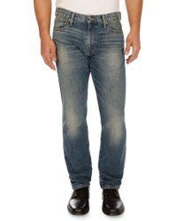 Lucky Brand - 221 Original Straight Jeans - Lyst