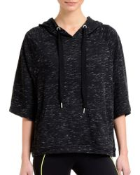2xist - French Terry Cape Hoodie - Lyst