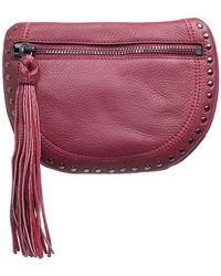 Sanctuary - Leather Shoulder Bag - Lyst