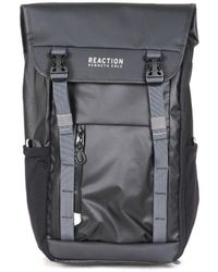Kenneth Cole Reaction - Solid Buckle Backpack - Lyst
