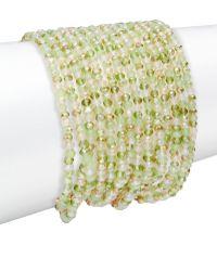 ABS By Allen Schwartz - Vibrant Vibes Multi-row Beaded Bracelet - Lyst