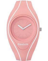 Reebok - Grooved Bezel Quartz Watch - Lyst