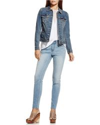 Two By Vince Camuto - Denim Jacket - Lyst