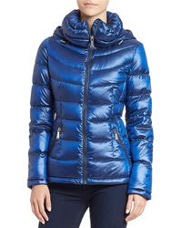 CALVIN KLEIN 205W39NYC - Hooded Packable Puffer Coat - Lyst