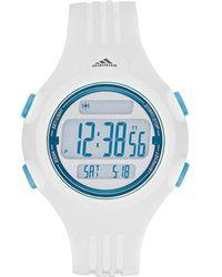 adidas Originals - Questra White Polyurethane Watch - Lyst