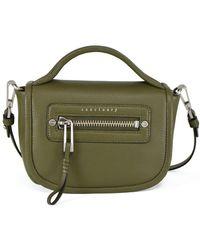 Sanctuary Leather Crossbody Bag