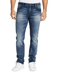 William Rast - Hixson Freedom Stretch Straight Jeans - Lyst