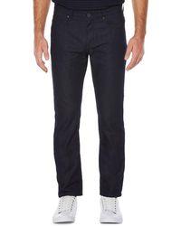 Perry Ellis - Five-pocket Slim-fit Jeans - Lyst