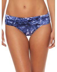 Bleu Rod Beattie - Get Wet Printed Bikini Bottom - Lyst