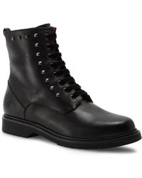 Liebeskind - Studded Leather Ankle-boots - Lyst