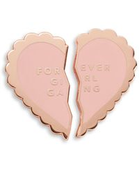 Ban.do - Forever Girl Gang Two-piece Pin Set - Lyst
