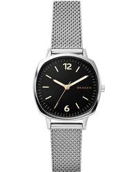 Skagen - Rungsted Mini Mesh Strap Watch - Lyst