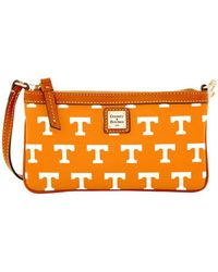 Dooney & Bourke - Sports Tennessee Slim Wristlet - Lyst