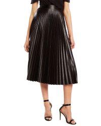 Bardot - Rada Pleat Skirt - Lyst