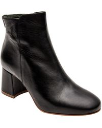 Andre Assous - Tammy Leather Booties - Lyst