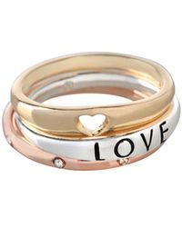 BCBGeneration - Love Rings - Lyst