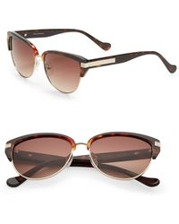 Ivanka Trump - 56mm Cateyes Sunglasses - Lyst