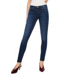 Mango - Kim Skinny Jeans - Lyst