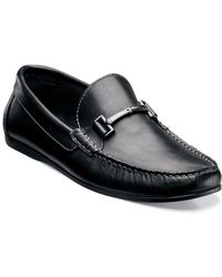 Florsheim - Jasper Leather Bit Loafers - Lyst
