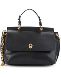 Cole Haan - Zoe Leather Mini Crossbody Bag - Lyst